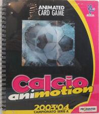 CARD 3D PROMINTER CALCIO ANIMOTION CAMPIONATO 2003/04 EMPOLI - DI NATALE