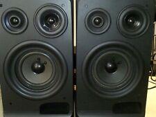 Eltax Digital Line 1621 3 Way 80 Watt Speakers
