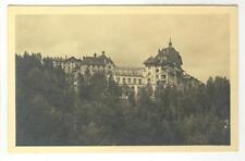 AK Semmering, Südbahnhotel, Foto-AK 1925