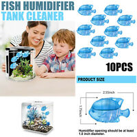 10PCS Universal Humidifier Tank Cleaner Warm Cool Mist Humidifiers Fish Tank
