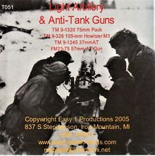 T051 Light artillery and Anti-tank guns, Easy 1 Productions