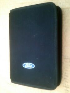 Mondeo Mk4 diesel, Handbook pack & black zip wallet, 2010,  07 - 10
