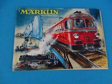 Marklin Katalog Catalog 1955 H NL