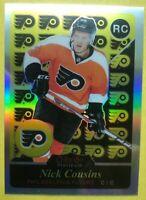 2015-16 OPC Platinum Retro Rainbow Rookie #R94 Nick Cousins Philadelphia Flyers
