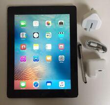 Eccellente Apple iPad 3 64 GB, Wi-Fi + Cellulare (Sbloccato), 9.7 in (ca. 24.64 cm) - Nero