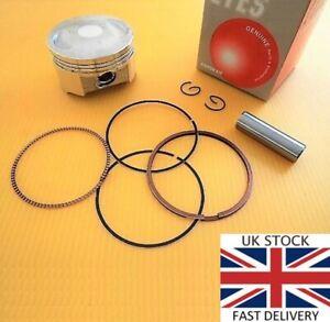 Honda CBR 125 R Piston + Rings Standard 2004 2005 2006 2007 2008 2009 2010 2011