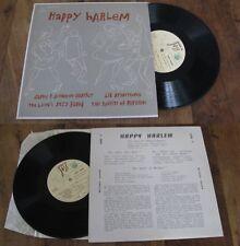 VA / Lil Armstrong, Lion's Jazz Band, Spirits Of Rhythm-Happy Harlem French 25Cm