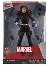 """Avengers Marvel Ultimate Series Black Widow Premium 10"""" Action Fabric Outfit"""