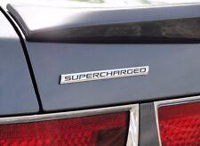 Super Charged Emblem Chevy Ford Honda Dodge Toyota