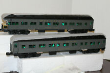 LIONEL #25713 NEW YORK CENTRAL PASSENGER CAR 4 PACK( WITH ISSUES)