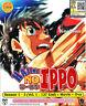 DVD Anime HAJIME NO IPPO (Fighting Spirit) Season 1-3 (1-127 End) +Movie +OVA