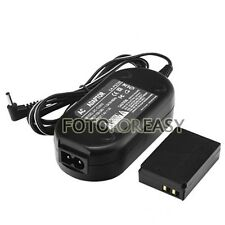 ACK-E12 AC Power Adapter For Canon EOS M M2 M10 Camera +DR-E12 DC Coupler LC-E12