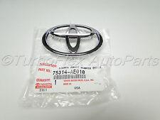 Toyota Sienna 2003-2005  Front Grill Emblem Genuine OEM    75314-AE010