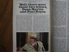 Nov-1972 TV Guide (JOHN WAYNE/DAVID CARRADINE/ALISTAIR COOKE/LAURENCE LUCKINBILL
