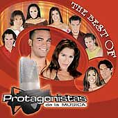 The Best Of Protagonistas De La Musica Vol. 2 -  NEW