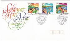 1997 Cocos Islands Selamat Hari Raya Festive Season FDC
