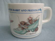 Eden Childs Mug Melamine Peter Rabbit and Friends Mouse Characters Plastic Kids