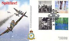 2000 Stone & suolo-Cambridge TIMBRO centro IWM Spitfire OFF-solo 11 fatto!!