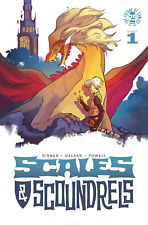 SCALES & SCOUNDRELS #1 GALAAD COVER IMAGE COMICS PRE ORDER