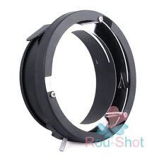 Godox Universal Mount To Bowens Speed Ring Adapter for Studio Flash Strobe