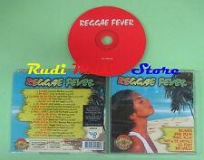 CD REGGAE FEVER compilation 1998 BOB MARLEY DILLINGER JOHN HOLT (C28) no mc lp
