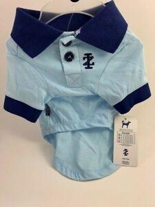 IZOD, Dog Preppy Sporty Pet Apparel Fashion Shirt Polo Rugby (Pick Size Pattern)