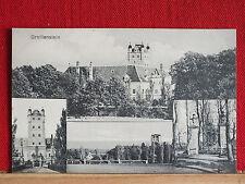 4-Bild-Fotokarte - Greillenstein - 1911 - Gem. Röhrenbach - Bez Horn