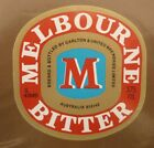 OLD AUSTRALIAN BEER LABEL, 1980s MELBOURNE BITTER CUB, 375 ML TYPE 3