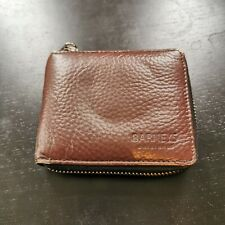 Barneys Men's Brown Leather Wallet