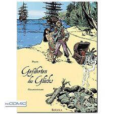 Gefährten des Glücks Gesamtausgabe Bocola FRANZ HISTORY Abenteuer DRAMA COMIC