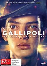 Gallipoli (DVD, 2015, 3-Disc Set)