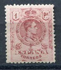 1909.ESPAÑA.EDIFIL 278**.NUEVO SIN FIJASELLOS GOMA RENOVADA.CAT 86 €
