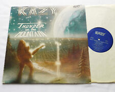 V/A KAZY's Thunder on the mountain(Live) USA LP KAZY Radio (1980) WINGER-ZEPHYR