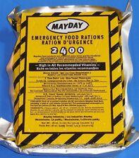 3 Day Food Supply Emergency Survival MDFB24 FOOD BAR RATION CAR KIT BUG MAYDAY