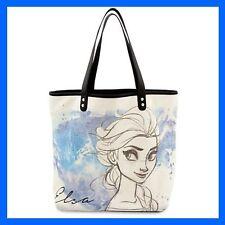 Disney Designer Frozen Womens Elsa Tote Bag/ Pocketbook New!