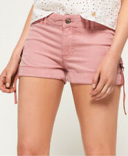 Superdry Womens Tencel Rookie Cargo Shorts