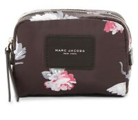 Marc Jacobs Cosmetic Bag Ballerina Small Pouch Black NEW $90