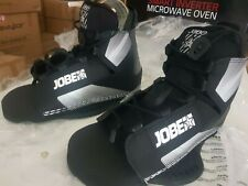 wakeboard boots bindings jobe maize binding size 9 to 12