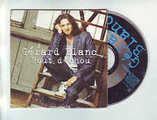 "cd  single  2 titres : Gerard Blanc  "" bout d'chou """