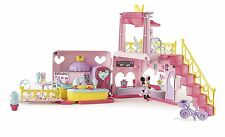 Minnie Mouse Magic Restuarant Ages 3+ New Toy Doll House Girls Play Mickey Mouse