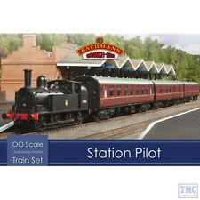 30-180 Bachmann OO Gauge Station Pilot Train Set
