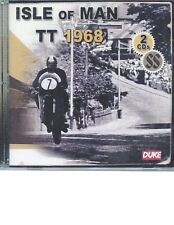 TT 1968 2 CD. GIACOMO AGOSTINI MV3. IVY, READ, YAMAHA V4. 93 Mins. DUKE DMCD9952