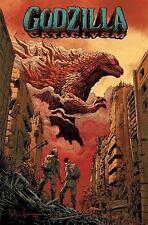 Godzilla: Cataclysm : Cataclysm by Cullen Bunn (2015, Trade Paperback)