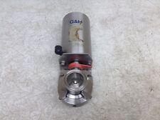 """Alfa Laval G&h Lkla-Nc Lkb Neumático Actuador Lklanc 1-1/2"""" Mariposa Válvula"""