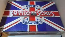 BATTLE OF THE  SEXES BOARD GAME NEW SEALED