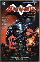 GN/TPB Batwing Volume 3 Three 2014 nm- 9.2 DC 1st 148 pgs New 52 Simon Bisley