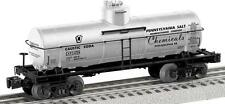 Lionel 6-81076 Pennsylvania Salt Scale 8,000 Gallon Tank Car #14724 Mib / New
