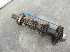 Oliver 70 Tractor Orignal Center Middle Transmission Drive Gear Shaft With Gears