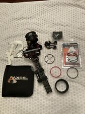 New listing axcel accutouch carbon pro Bow Sight With L P Light.