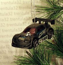 HKS ALTEZZA RACE CAR BLACK PURPLE RACING CHRISTMAS ORNAMENT XMAS